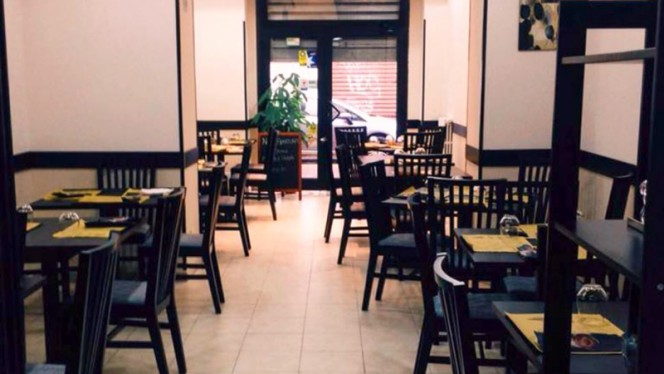 Sala - Pizzeria Napoletana Daniele, Milan