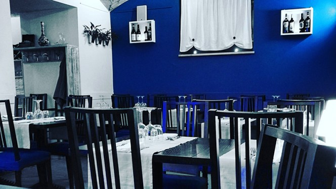 Sala - Cantina 26, Rome