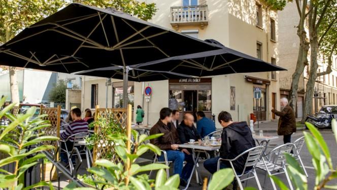 Terrasse - L'Esprit Bistrot Monplaisir, Lyon