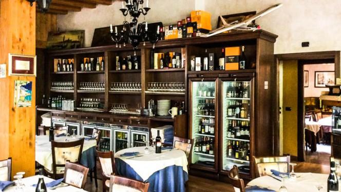 La sala - Il boschetto, Sesto San Giovanni