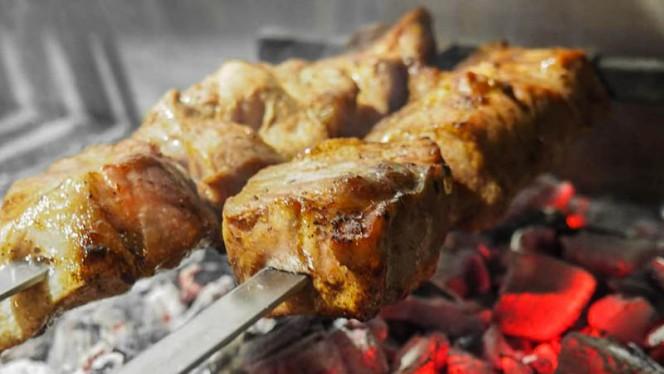 Sugerencia del chef. Pinchos Armenios - La Brasa d'Or, Benidorm