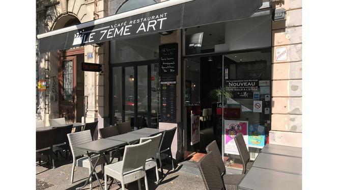 p3 - Café du 7eme Art, Lyon