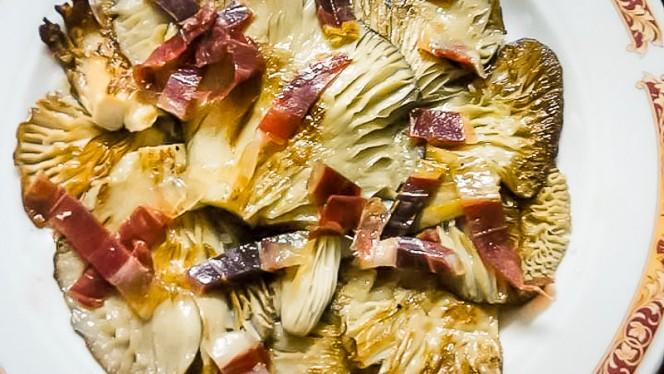 Sugerencia del chef - La Taberna de Humanes, Humanes De Madrid