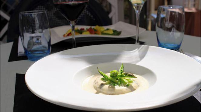 Plat - Restaurant Du Vieux Port - Les Successeurs de Jolidon, Versoix