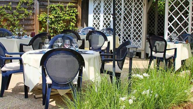 Terrasse - Restaurant Du Vieux Port - Les Successeurs de Jolidon, Versoix