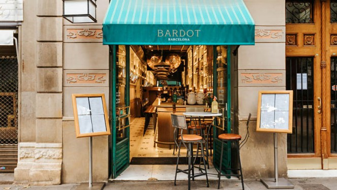 Entrada - Bardot, Barcelona