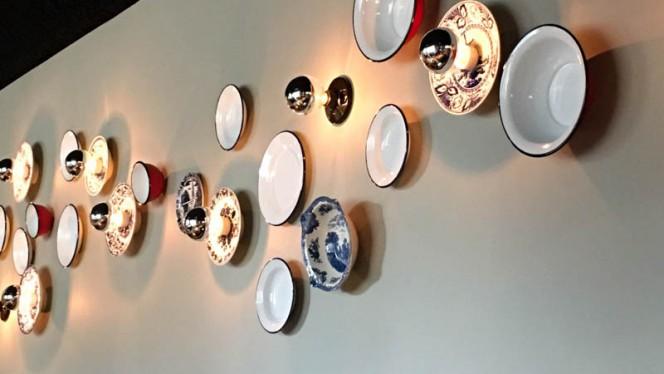 Decoratie - Nel, Amsterdam