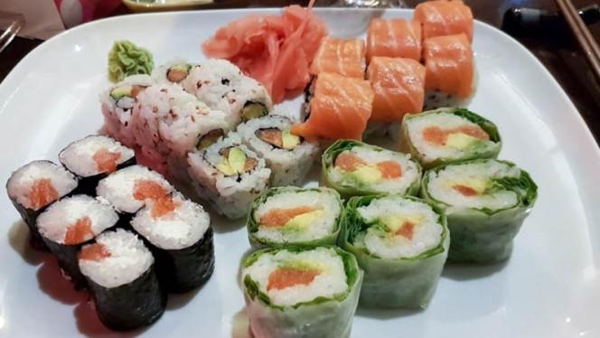 Suggestion de plat - Nagoya, Paris