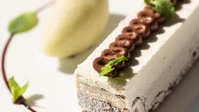 dessert - Brasserie Les Fenêtres, Marseille