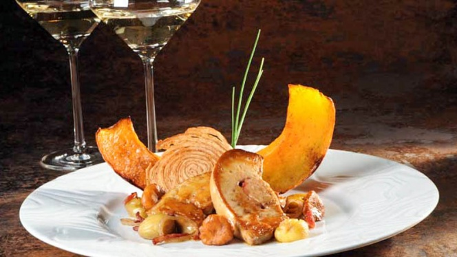 foie gras - Restaurant L'ID, Lingolsheim