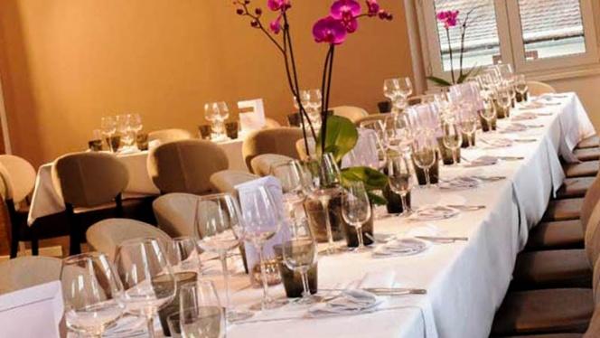 table dressée - Restaurant L'ID, Lingolsheim