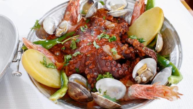 sugestão do chef - Marias de Vinho tinto, Lisboa