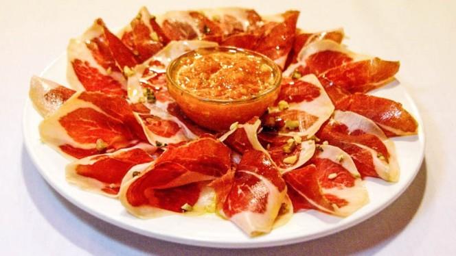 sugerencias del chef - María Mandiles (Pza. del Carmen), Valencia