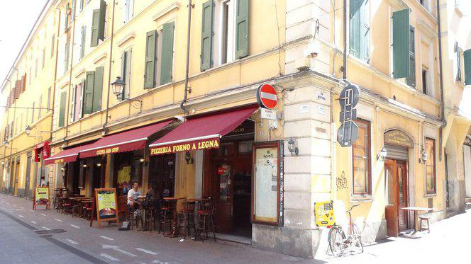 Esterno - Bounty Ristopub, Bologna