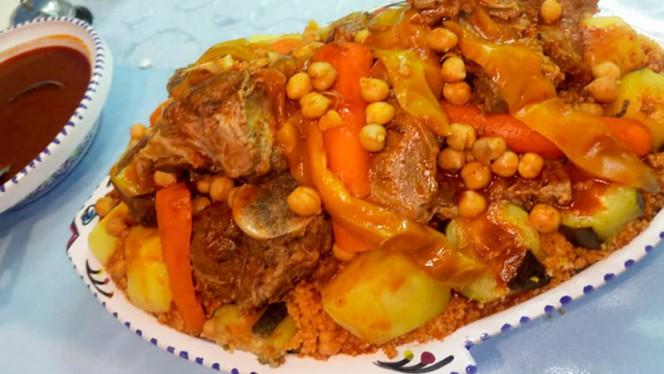 Suggerimento dello chef - Ristorante Arabo Carthage, Trapani