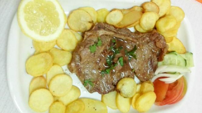 Sugestão prato - Senhora do Carmo, Lisboa