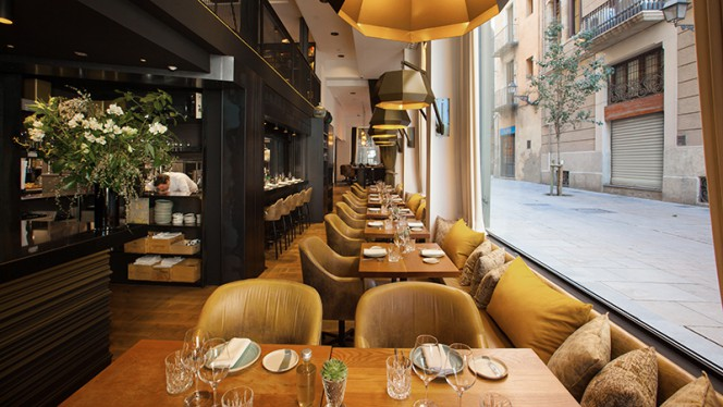Sala - Informal by Marc Gascons  - The Serras Hotel Barcelona, Barcelona