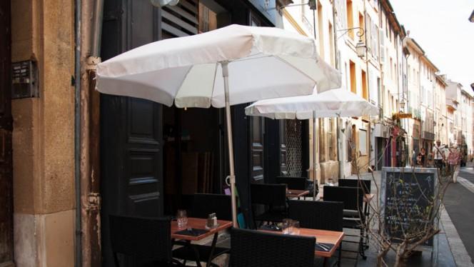 Terrasse - Da Vito Aix en Provence, Aix-en-Provence