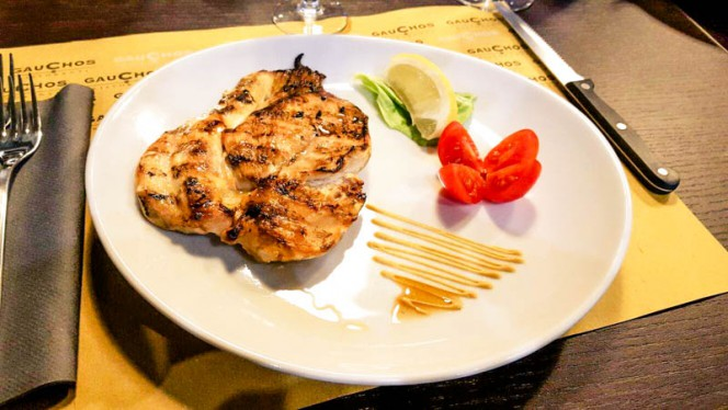 Petto di pollo alla griglia - Gauchos Ristoranti - Flaminia, Rome