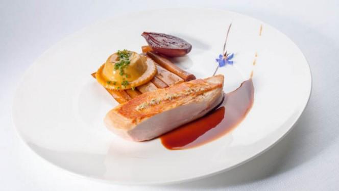 Suggestion de plat - Grand Hôtel du Lac - La Veranda, Vevey