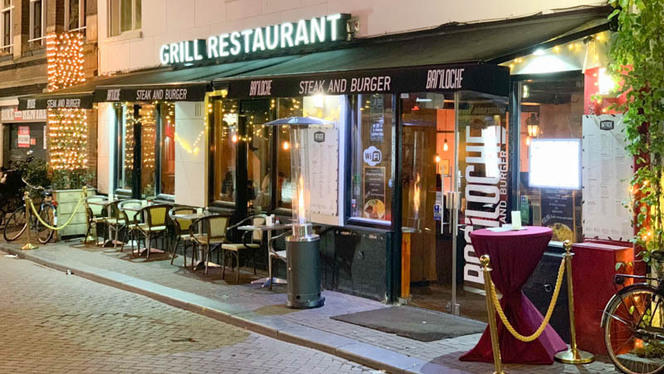 Ingang - Bariloche Steak & Burger Amsterdam, Amsterdam