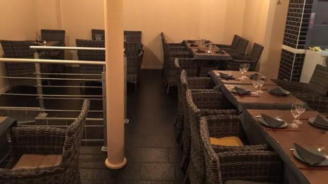 Salle du restaurant - Le Puzzle, Paris