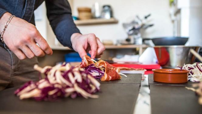 """Suggestion du Chef - BAR A VIN  """"TCHIN TCHIN"""", Bordeaux"""