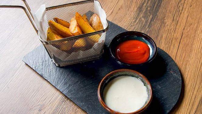 Sugestão do chef - Telhados Boémios, Porto