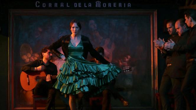 Espectaculo - Gastronómico Corral de la Morería - Tablao Flamenco, Madrid