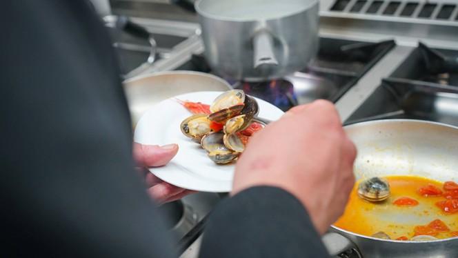 La cucina - Dettagli di Mare, Polignano A Mare