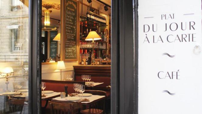 L'entrée - Le Puy Paulin, Bordeaux