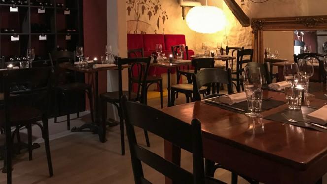 Carnotzet privatisé - Café du Tessin, Carouge