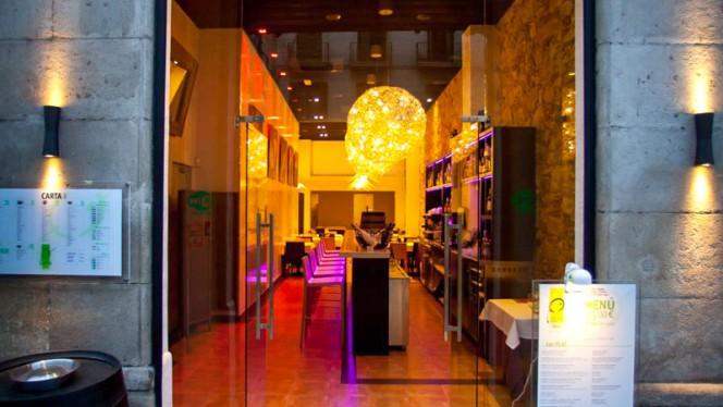 Entrada - Oliva Restaurante - Aribau, Barcelona