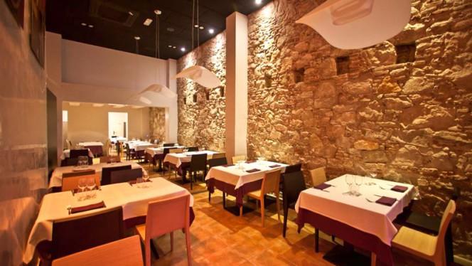 Vista de la sala - Oliva Restaurante - Aribau, Barcelona