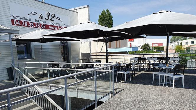Terrasse - Le 32, Vaulx-en-Velin