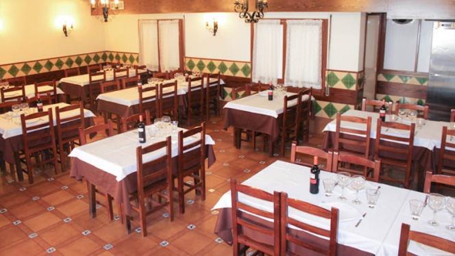 Vista comedor - Mesón El Abuelo, Igualada