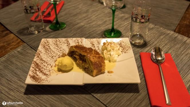 Suggestion de plat - Au Cruchon, Strasbourg