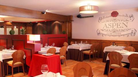 Aspen Brasserie, Zaragoza
