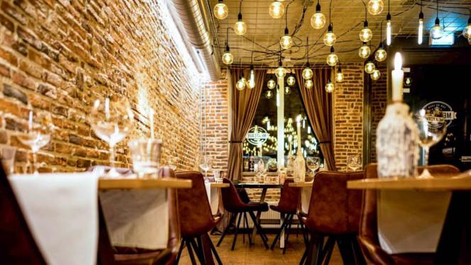 Het restaurant - Restaurant Meatcave, Rotterdam