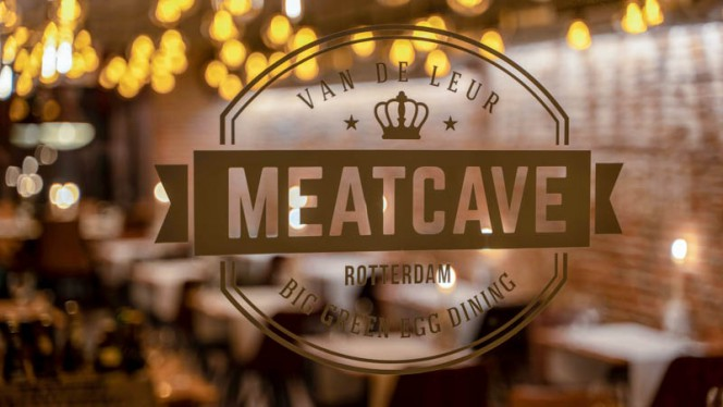 Ingang - Restaurant Meatcave, Rotterdam