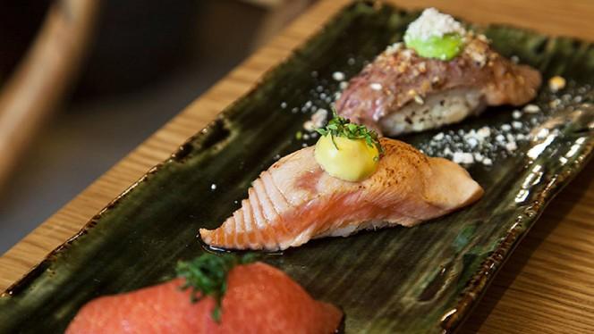 Sugerencia del chef - Nikkei 103, Barcelona