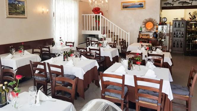 Sala Interna - Le Ancore Della Bastia, Lazise