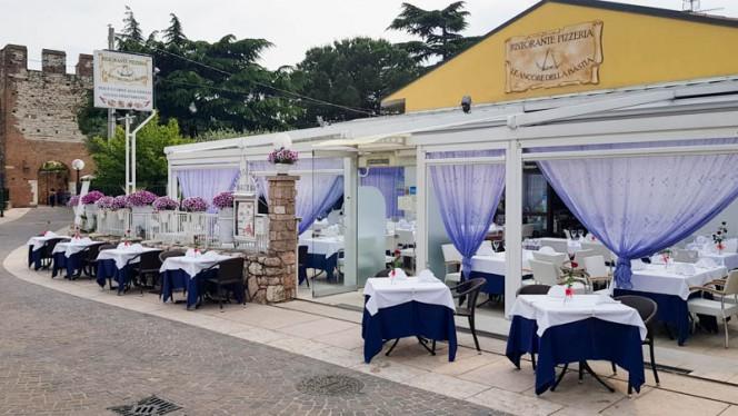 Vista Esterna - Le Ancore Della Bastia, Lazise