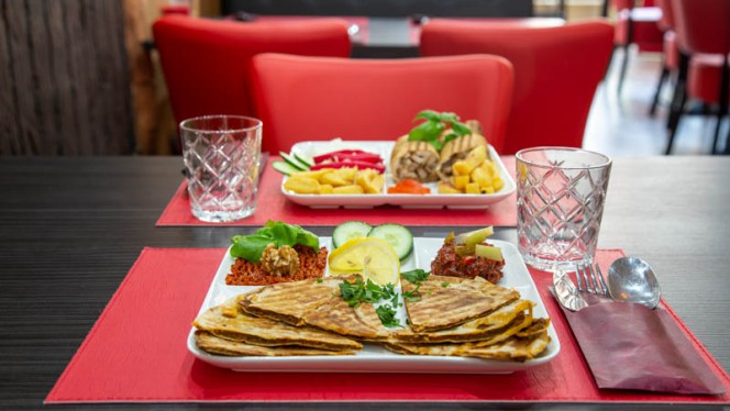 Suggestie van de chef - AL Halabi, Utrecht