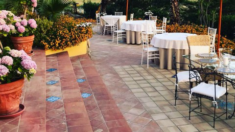 Villa Domini Restaurant, Montallegro