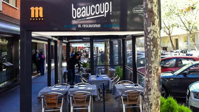 Terraza - Beaucoup, Madrid