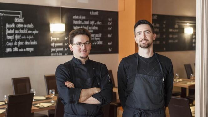chefs - La Muse en Bouche, Lyon
