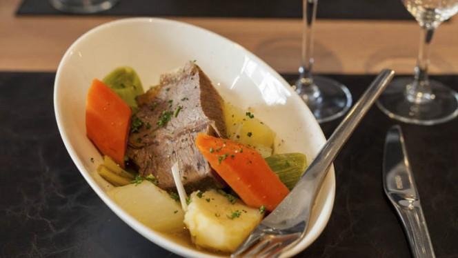 suggestion du chef - La Muse en Bouche, Lyon