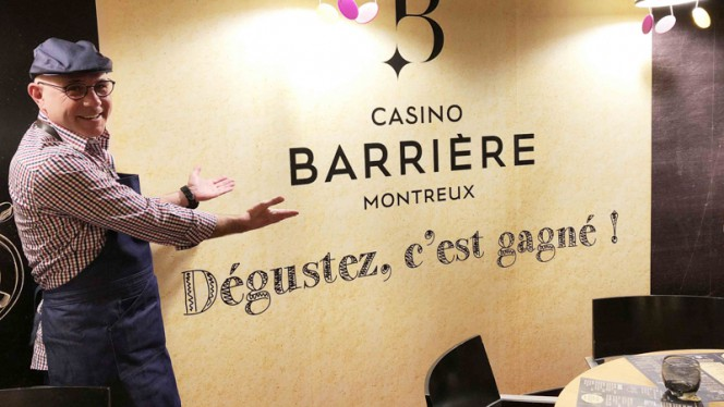 l'Entracte - Casino Montreux - L'Entracte, Montreux