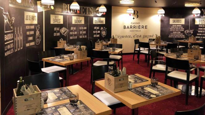 Salle du restaurant - Casino Montreux - L'Entracte, Montreux